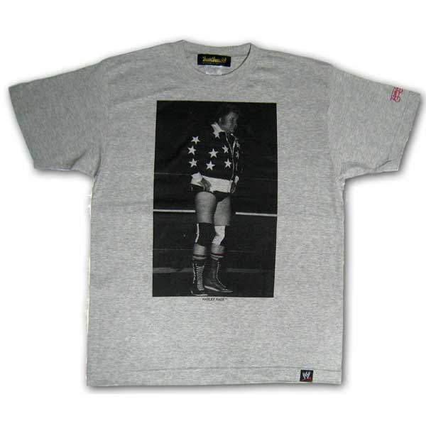 "WWE""LEGEND""SUPERSTARS T-SHIRTS ハーリー・レイス HARLEY RACE"