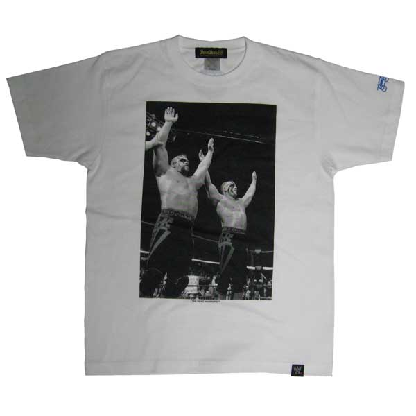 "WWE""LEGEND""SUPERSTARS T-SHIRTS ザ・ロード・ウォリアーズ THE ROAD WARRIORS 2"